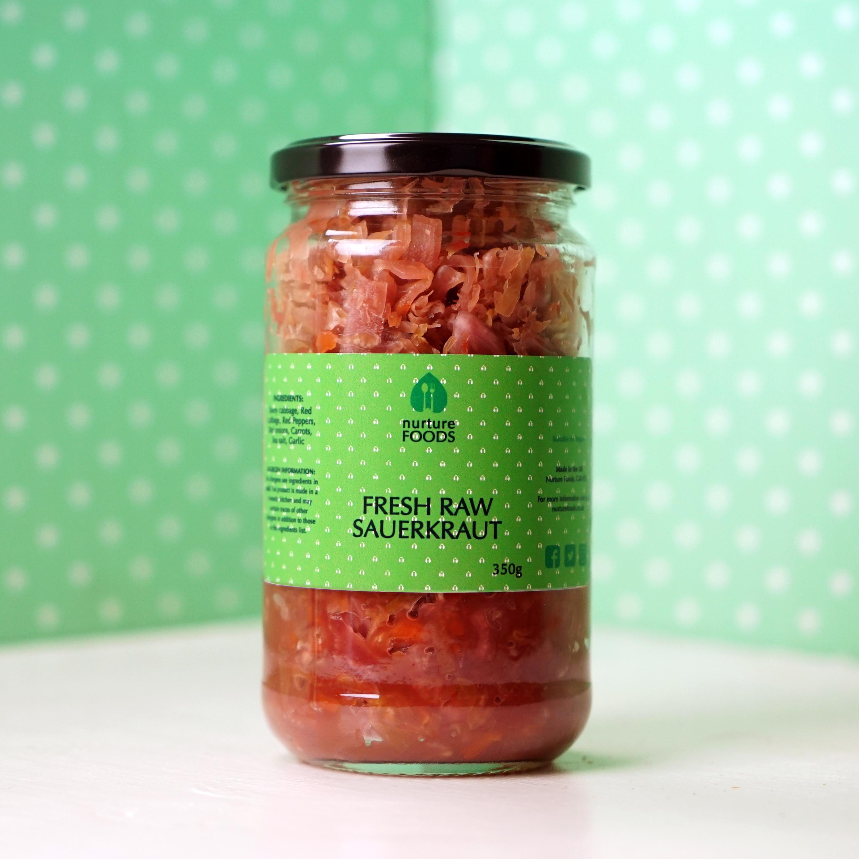 Nurture Foods Fresh