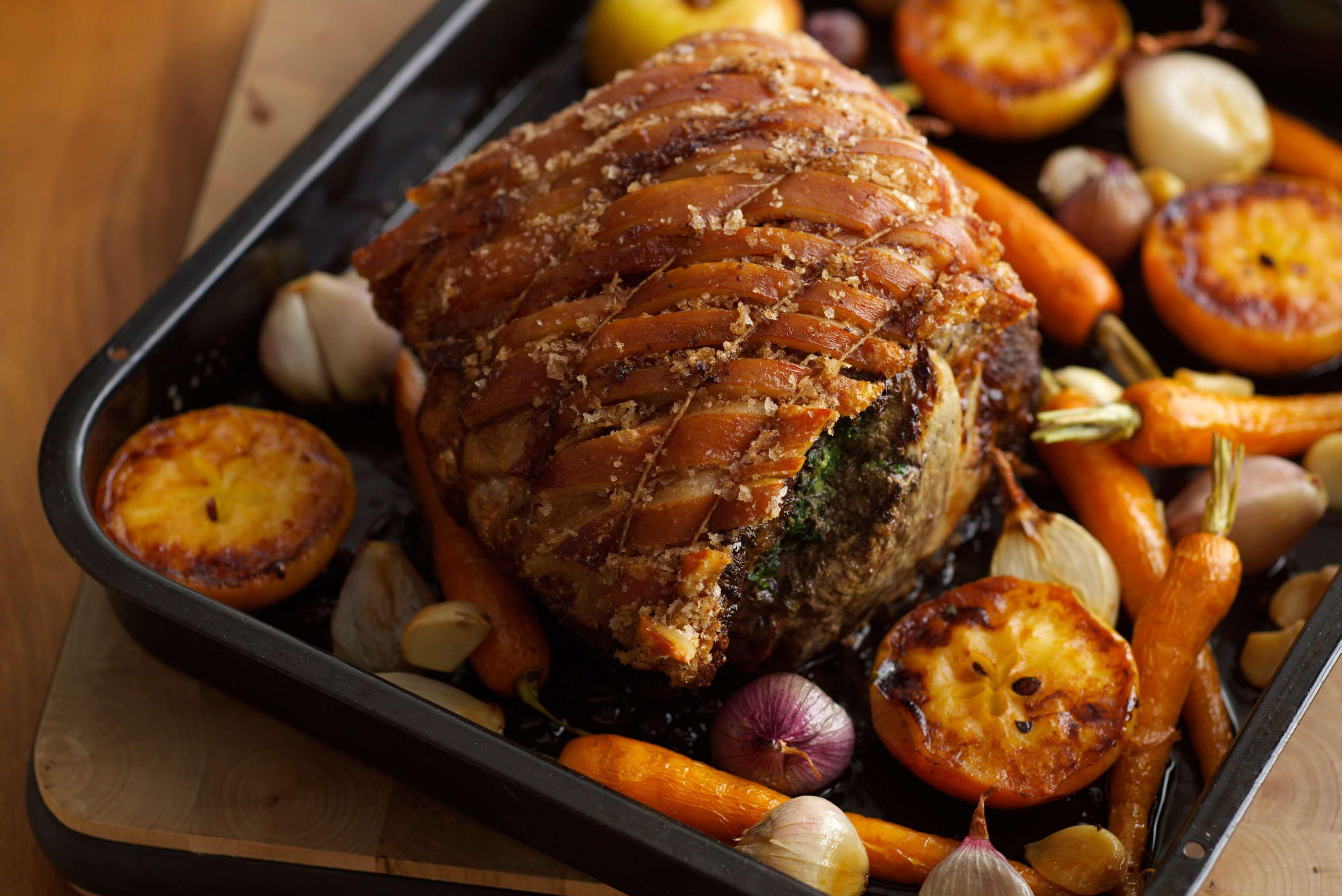 Packington Free Range Whole Shoulder of Pork