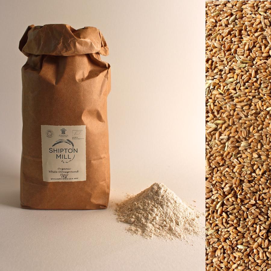 Stoneground Organic Flour