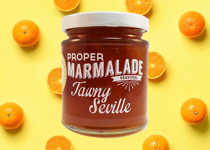 Tawny Seville Marmalade