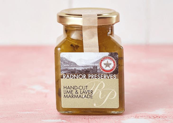 Hand-Cut Lime & Laver Marmalade